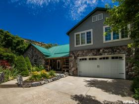 Home for sale at 749 E 300 North, Morgan, UT  84050. Listed at 450000 with 4 bedrooms, 3 bathrooms and 3,011 total square feet
