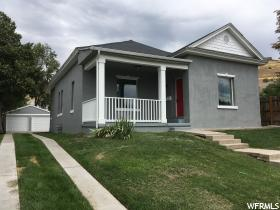 Home for sale at 350 W 700 North, Salt Lake City, UT  84103. Listed at 279900 with 3 bedrooms, 2 bathrooms and 1,528 total square feet