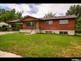 Home for sale at 1541 N 550 West, Clinton, UT 84015. Listed at 224900 with 4 bedrooms, 3 bathrooms and 2,714 total square feet