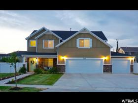 Home for sale at 2182 Loveland Ln, Farmington, UT 84025. Listed at 419900 with 4 bedrooms, 2 bathrooms and 2,826 total square feet