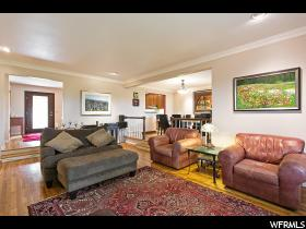 Home for sale at 1544 Wasatch Dr, Salt Lake City, UT 84108. Listed at 699000 with 4 bedrooms, 2 bathrooms and 3,111 total square feet