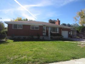 Home for sale at 556 E Malibu Dr, Murray, UT 84107. Listed at 255000 with 5 bedrooms, 3 bathrooms and 2,368 total square feet
