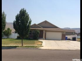 Home for sale at 6897 W Mary Leizan Ln, Herriman, UT 84096. Listed at 319900 with 5 bedrooms, 3 bathrooms and 3,584 total square feet