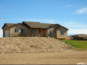 Home for sale at 6591 S 6900 West, Myton, UT  84052. Listed at 230000 with 4 bedrooms, 2 bathrooms and 2,682 total square feet