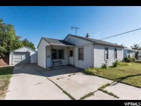 Home for sale at 4300 W 5570 South, Kearns, UT  84118. Listed at 152000 with 2 bedrooms, 1 bathrooms and 795 total square feet