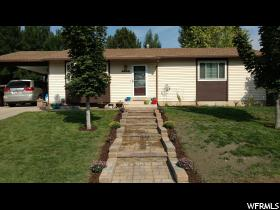 Home for sale at 5058 S 2975 West, Roy, UT 84067. Listed at 194900 with 3 bedrooms, 2 bathrooms and 2,126 total square feet