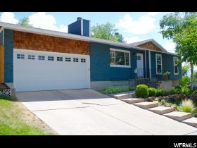 Home for sale at 1012 E Eastridge, Sandy, UT 84094. Listed at 309900 with 5 bedrooms, 3 bathrooms and 2,246 total square feet