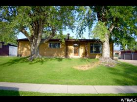 Home for sale at 5624 S 2200 West, Roy, UT 84067. Listed at 184900 with 4 bedrooms, 2 bathrooms and 2,688 total square feet