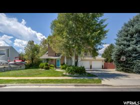 Home for sale at 10002 S Aplomado Dr, Sandy, UT 84092. Listed at 429900 with 4 bedrooms, 4 bathrooms and 2,720 total square feet