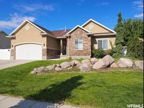 Home for sale at 13342 S Freeman Ln, Herriman, UT 84096. Listed at 339900 with 5 bedrooms, 3 bathrooms and 2,786 total square feet