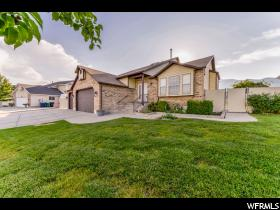 Home for sale at 10711 S 580 East, Sandy, UT 84070. Listed at 399900 with 4 bedrooms, 3 bathrooms and 3,342 total square feet