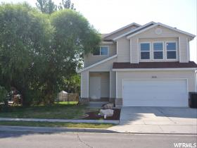 Home for sale at 2231 N 2225 West, Clinton, UT 84015. Listed at 219900 with 4 bedrooms, 2 bathrooms and 1,900 total square feet