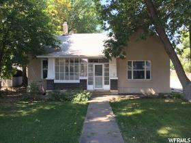 Home for sale at 149 N 300 West, Nephi, UT 84648. Listed at 155000 with 2 bedrooms, 1 bathrooms and 1,515 total square feet
