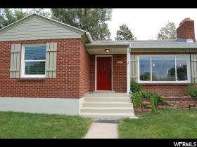 Home for sale at 1481 S 2300 East, Salt Lake City, UT 84108. Listed at 329900 with 4 bedrooms, 2 bathrooms and 1,890 total square feet