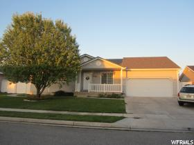 Home for sale at 5306 S 4050 West, Roy, UT 84067. Listed at 229900 with 3 bedrooms, 2 bathrooms and 1,770 total square feet