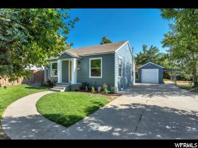 Home for sale at 1420 E Crandall, Salt Lake City, UT  84106. Listed at 354900 with 3 bedrooms, 2 bathrooms and 1,540 total square feet