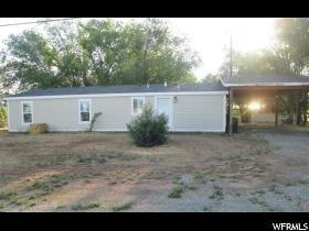 Home for sale at 3206 S 2500 East, Vernal, UT 84078. Listed at 135000 with 4 bedrooms, 2 bathrooms and 1,404 total square feet