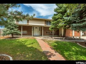Home for sale at 851 E Dry Creek Rd, Sandy, UT 84094. Listed at 255000 with 4 bedrooms, 2 bathrooms and 1,810 total square feet