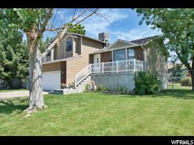 Home for sale at 5734 S 4025 West, Roy, UT 84067. Listed at 217500 with 3 bedrooms, 2 bathrooms and 2,026 total square feet