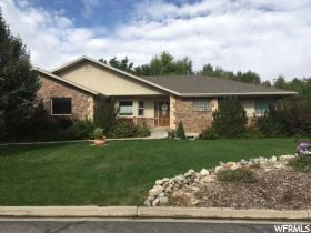 Home for sale at 9891 N Meadow Ln, Highland, UT 84003. Listed at 450000 with 7 bedrooms, 4 bathrooms and 3,740 total square feet