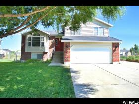 Home for sale at 2378 W 2000 North, Clinton, UT 84015. Listed at 235000 with 4 bedrooms, 3 bathrooms and 2,049 total square feet