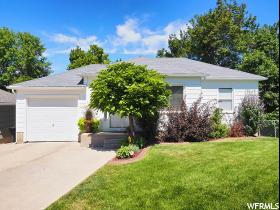 Home for sale at 285 E 300 South, Bountiful, UT  84010. Listed at 219000 with 4 bedrooms, 2 bathrooms and 1,430 total square feet