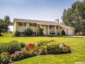 Home for sale at 2195 W 1800 South, Ogden, UT 84401. Listed at 350000 with 4 bedrooms, 2 bathrooms and 2,958 total square feet