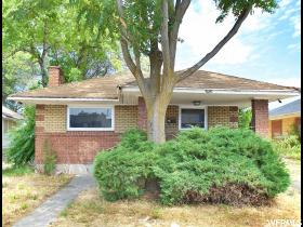 Home for sale at 252 W 31, Ogden, UT 84401. Listed at 85000 with 4 bedrooms, 1 bathrooms and 1,456 total square feet