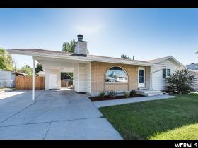 Home for sale at 6041 S Aries Dr, Kearns, UT  84118. Listed at 222000 with 3 bedrooms, 2 bathrooms and 1,878 total square feet