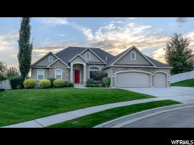 Home for sale at 11687 N 6160 Sunrise Circle, Highland, UT 84003. Listed at 724900 with 6 bedrooms, 5 bathrooms and 4,398 total square feet