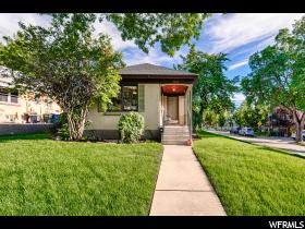 Home for sale at 2406 E 2100 South, Salt Lake City, UT  84109. Listed at 399900 with 4 bedrooms, 2 bathrooms and 2,254 total square feet