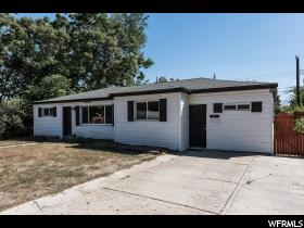Home for sale at 4835 S 4420 West, Kearns, UT  84118. Listed at 177900 with 3 bedrooms, 2 bathrooms and 1,454 total square feet