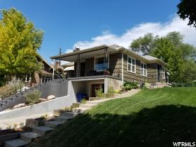 Home for sale at 861 S 1400 East, Salt Lake City, UT 84105. Listed at 469000 with 4 bedrooms, 2 bathrooms and 2,226 total square feet