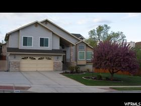 Home for sale at 2422 E Karalee Way, Sandy, UT 84092. Listed at 439900 with 4 bedrooms, 3 bathrooms and 4,388 total square feet