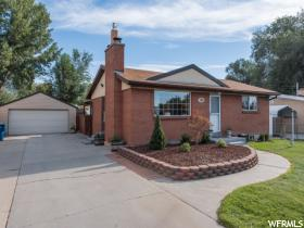 Home for sale at 744 E 4200 South, Murray, UT 84107. Listed at 314900 with 4 bedrooms, 2 bathrooms and 2,038 total square feet