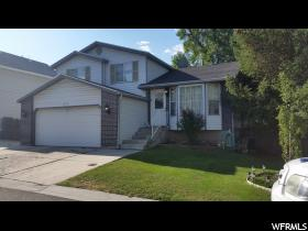 Home for sale at 1570 E Amblewood Ln, Salt Lake City, UT  84124. Listed at 339000 with 4 bedrooms, 3 bathrooms and 1,776 total square feet