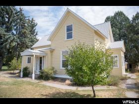 Home for sale at 70 N Main Street St, Lewiston, UT  84320. Listed at 199000 with 5 bedrooms, 3 bathrooms and 2,415 total square feet