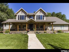 Home for sale at 525 E 100 South, Morgan, UT 84050. Listed at 459900 with 5 bedrooms, 3 bathrooms and 4,508 total square feet