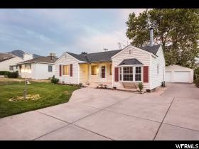 Home for sale at 2050 E Westminster, Salt Lake City, UT  84108. Listed at 299700 with 2 bedrooms, 1 bathrooms and 1,017 total square feet