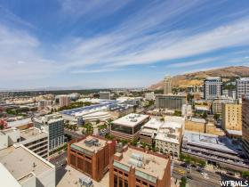 Home for sale at 48 W Broadway #1403, Salt Lake City, UT  84101. Listed at 379900 with 2 bedrooms, 2 bathrooms and 1,501 total square feet