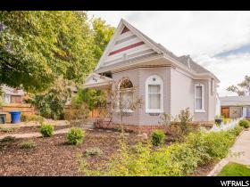Home for sale at 848 E Sherman Ave, Salt Lake City, UT  84105. Listed at 371900 with 3 bedrooms, 1 bathrooms and 1,348 total square feet