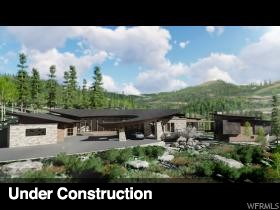 Single Family Home for Sale at 217 WHITE PINE CANYON Road Park City, Utah 84098 United States