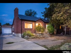 Home for sale at 2601 S 700 East, Salt Lake City, UT  84106. Listed at 262700 with 3 bedrooms, 2 bathrooms and 1,568 total square feet