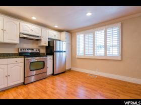 Home for sale at 122 N N St #5, Salt Lake City, UT 84103. Listed at 174900 with 2 bedrooms, 1 bathrooms and 732 total square feet