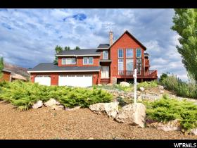 Home for sale at 4474 N 4150 East, Eden, UT  84310. Listed at 420000 with 4 bedrooms, 3 bathrooms and 4,118 total square feet