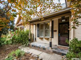 Home for sale at 1141 E Garfield Ave, Salt Lake City, UT  84105. Listed at 285000 with 2 bedrooms, 1 bathrooms and 868 total square feet