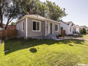 Home for sale at 1345 S Edison St, Salt Lake City, UT 84115. Listed at 279000 with 4 bedrooms, 2 bathrooms and 1,500 total square feet