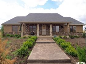 Home for sale at 1276 E Gines Ln, Francis, UT 84036. Listed at 790000 with 4 bedrooms, 3 bathrooms and 2,948 total square feet