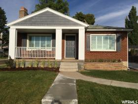 Home for sale at 1633 S 2300 East, Salt Lake City, UT  84108. Listed at 469000 with 4 bedrooms, 3 bathrooms and 2,542 total square feet