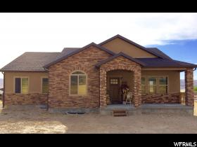 Home for sale at 460 S 300 East, Mona, UT  84645. Listed at 298000 with 3 bedrooms, 2 bathrooms and 2,850 total square feet